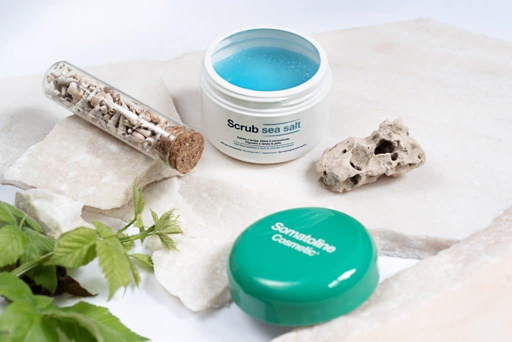 Somatoline cosmetic Scrub sea salt