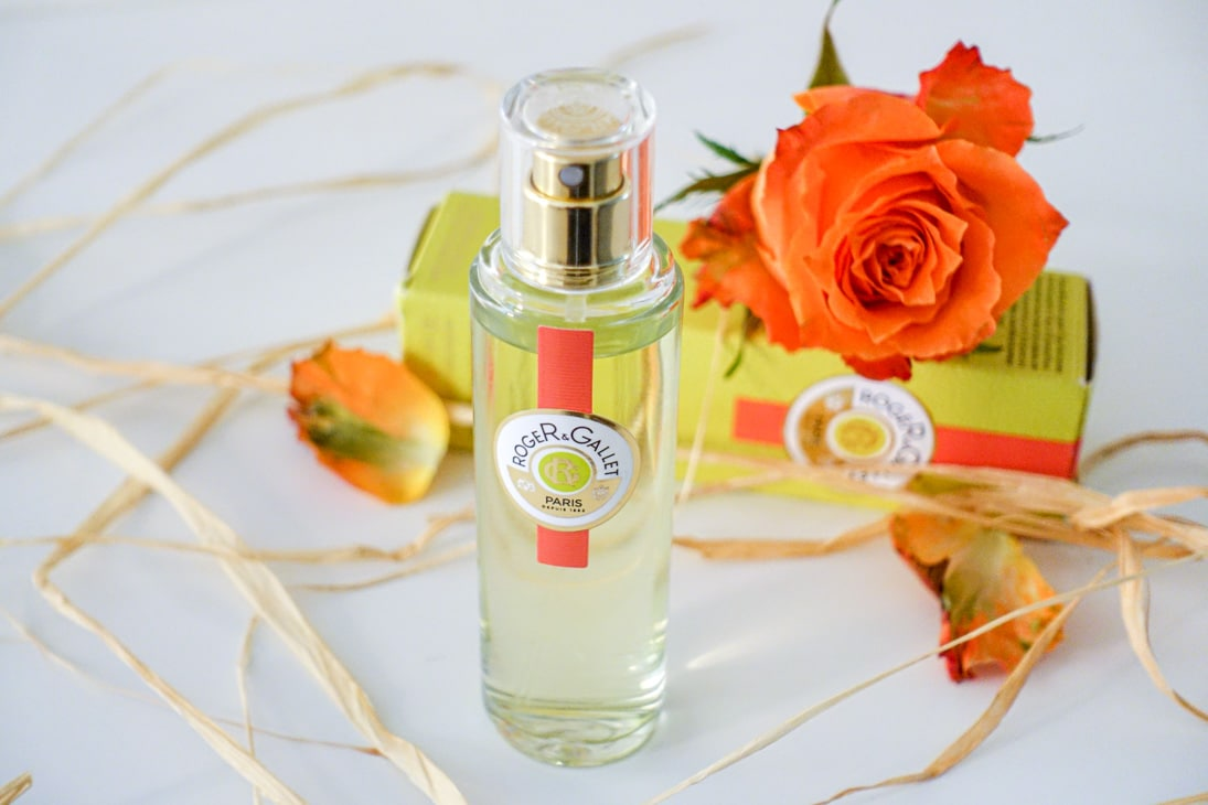 Roger&Gallet Acqua Profumata Fleur d'Osmanthus: un accordo fresco per una gioiosa sferzata di energia