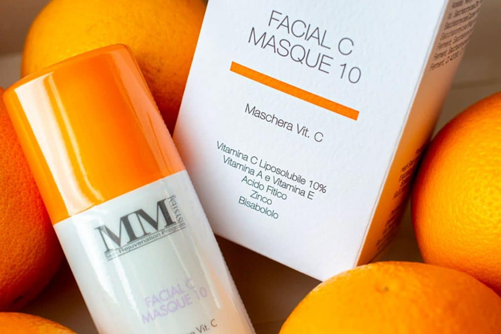 MM System Facial C Masque 10