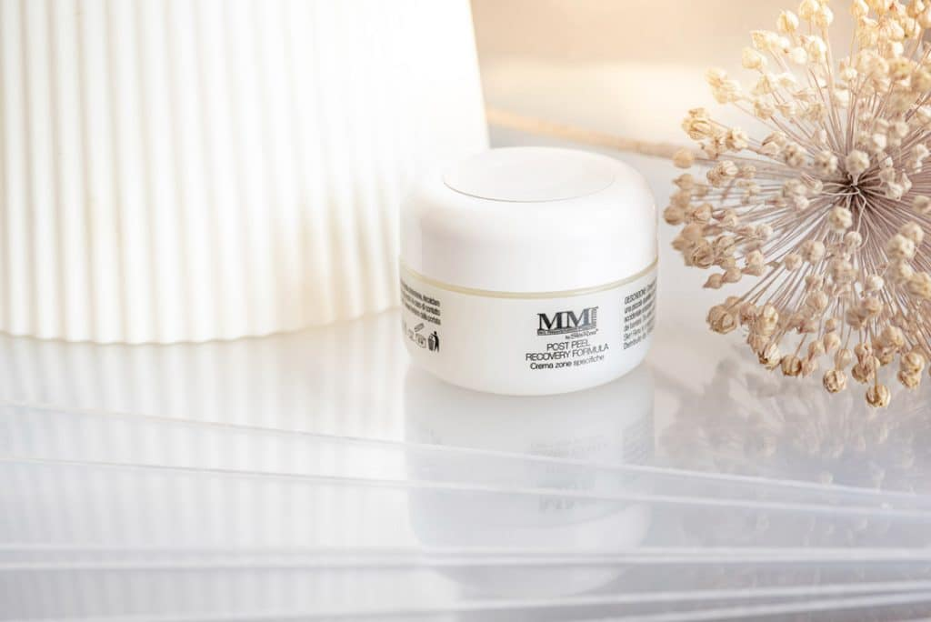 MM System Post Peel Recovery Formula