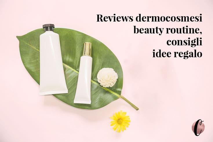 Banner recensioni cosmetici