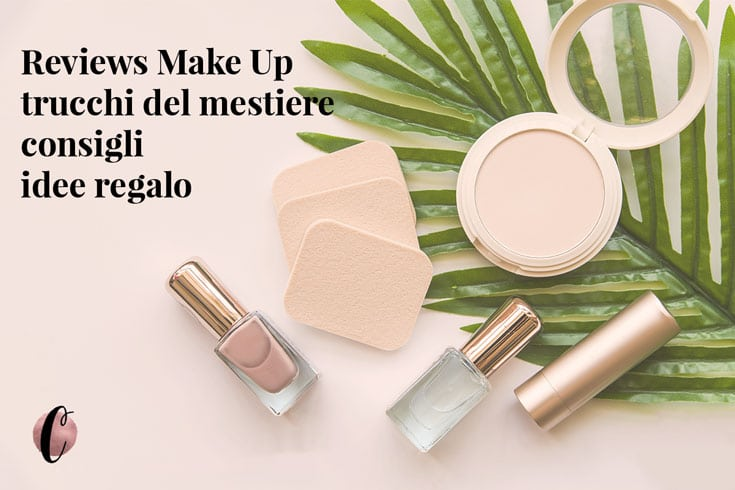 Banner recensioni make up