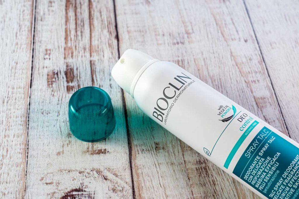 Bioclin Deo Spray Talc