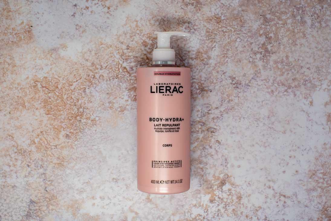 Lierac  Body-Hydra+: latte idro-rimpolpante dal doppio potere idratante