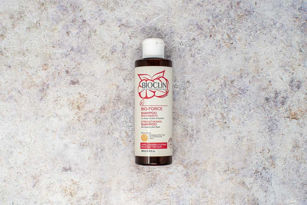 Bioclin shampoo rinforzante anticaduta capelli