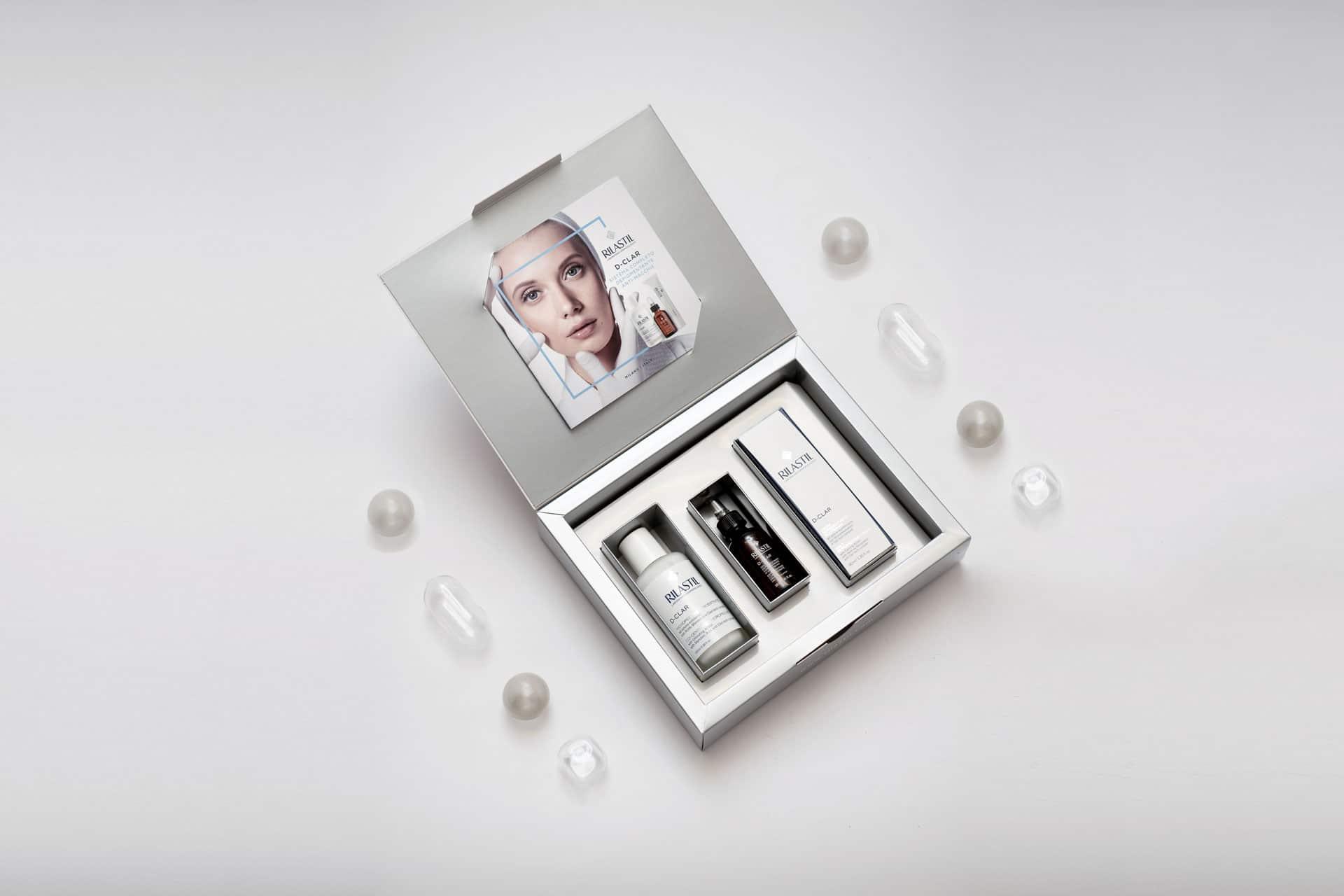Rilastil D-Clar: il protocollo per il trattamento delle macchie sulla pelle