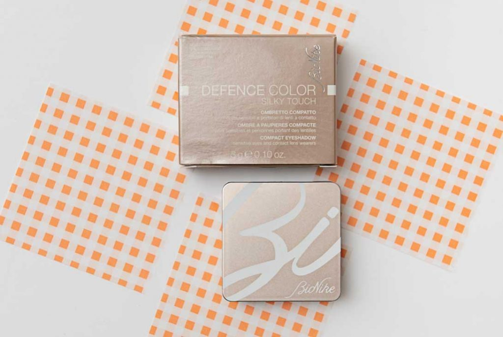 Bionike Defence Color Silky Touch