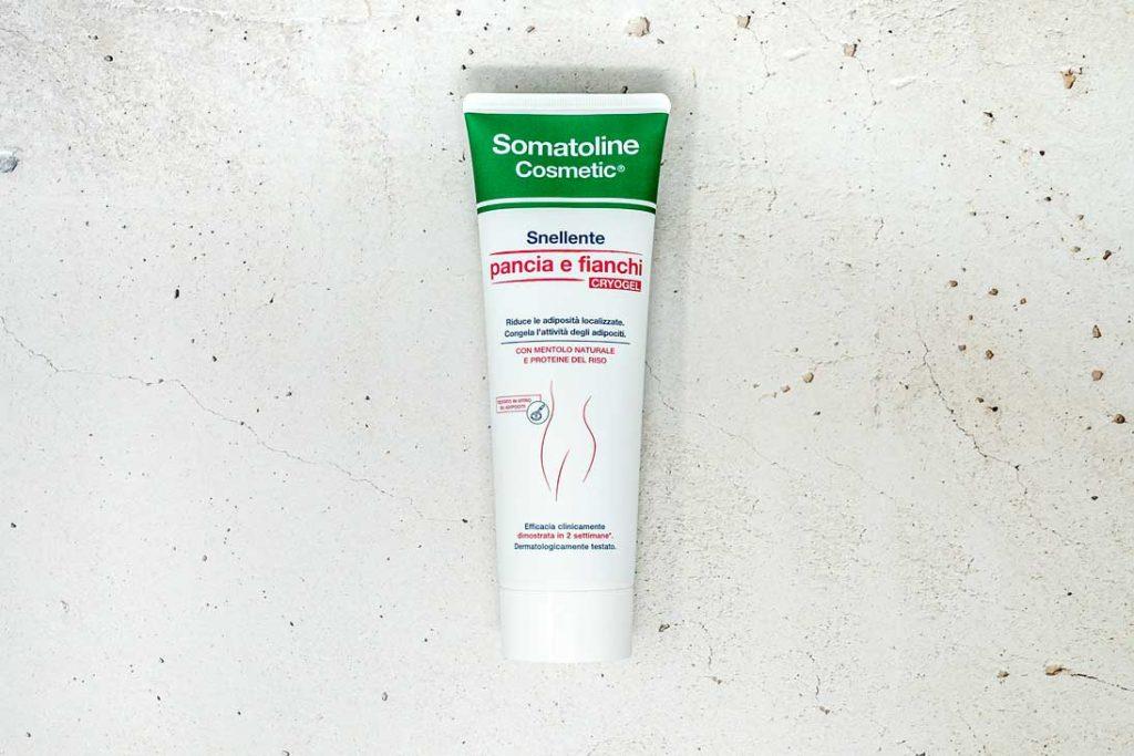 Somatoline Pancia e Fianchi Cryogel
