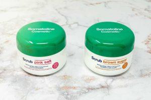 Somatoline Scrub Pink Salt e Brown Sugar