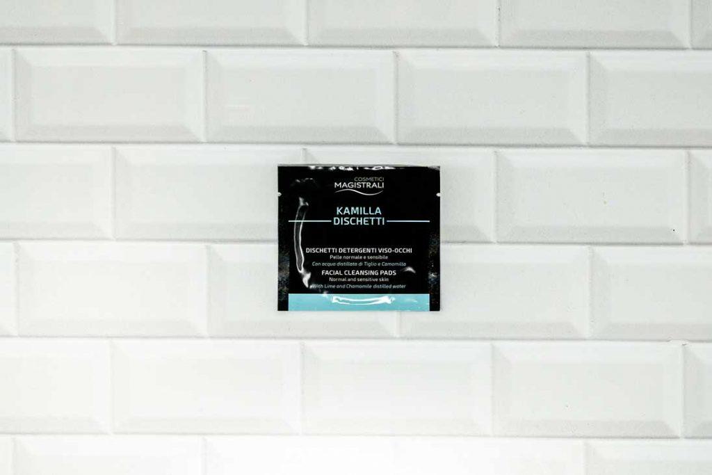 Cosmetici Magistrali dischetti detergenti